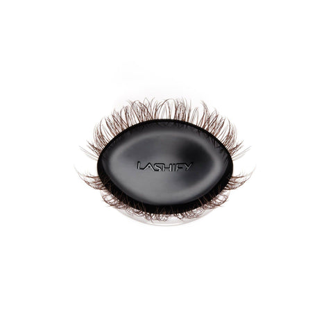 Fluffy Chocolate Gossamer® Lashes